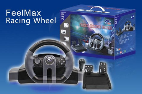 Feelmax Turbo STEERING WHEEL