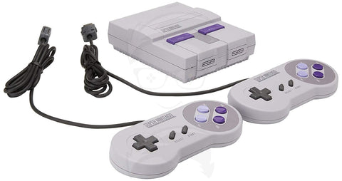 Nintendo Super Nintendo Entertainment System US