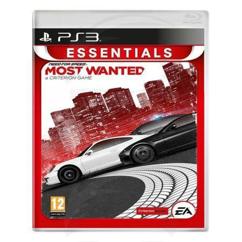 Need for Speed: Most Wanted - PlayStation 3