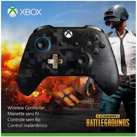 Wireless Controller - Playerunknown's Battlegrounds Limited Edition (PUBG) -  Xbox One