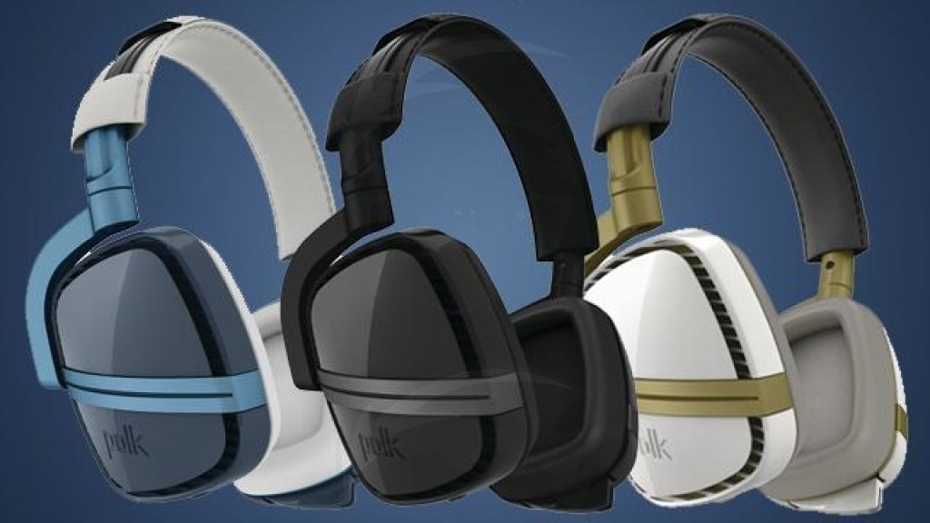 Polk 4 shot headset