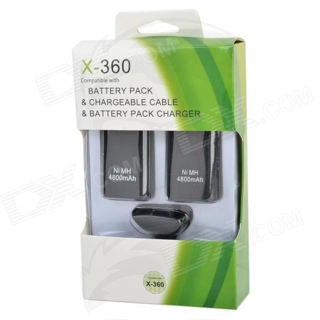 Battery pack double - Xbox 360