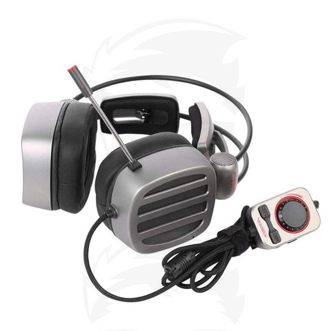 vanpower Xiberia S21 USB Wired 7.1 Surround Sound Stereo Gaming Headphone Headset with Mic