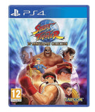 Street Fighter: 30th Anniversary Collection -  PlayStation 4