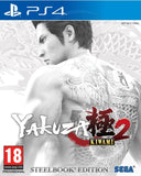 Yakuza Kiwami 2 (Steelbook Edition) - PlayStation 4