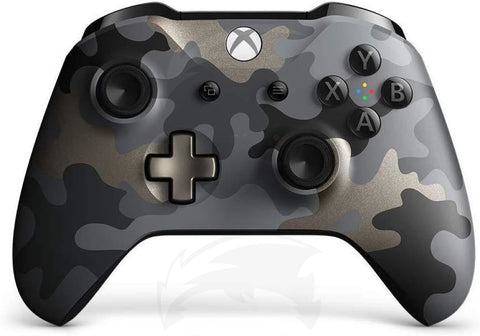 Xbox Wireless Controller – Night Ops Camo Special Edition by Microsoft - Xbox One
