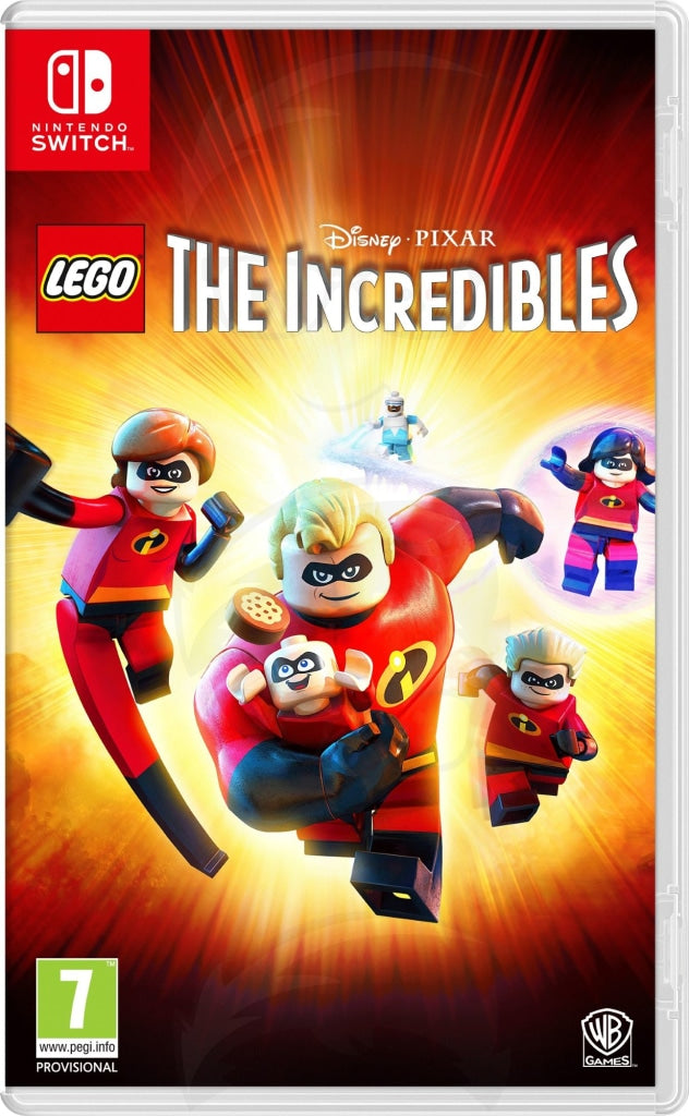 lego the incredibles 2 - Switch