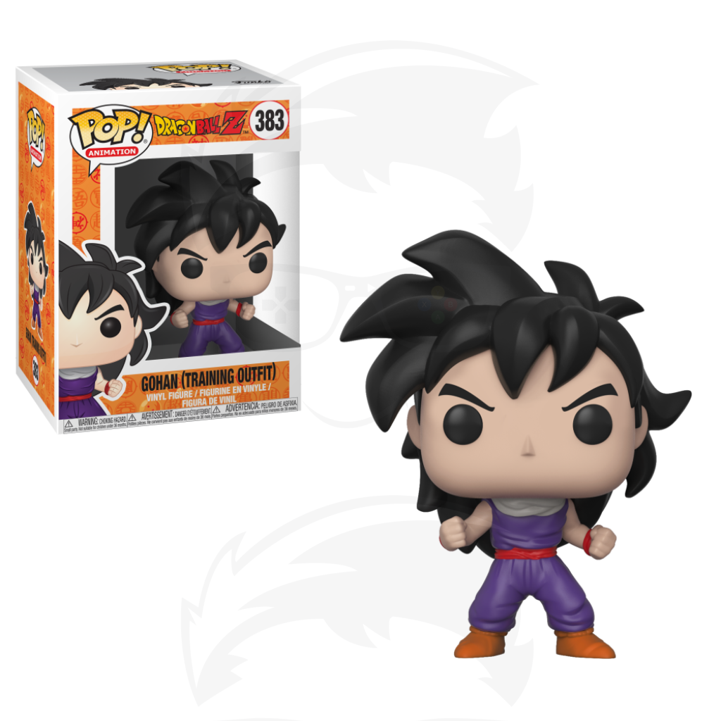 POP! Animation: Dragon Ball Z - Gohan (Training Outfitt)