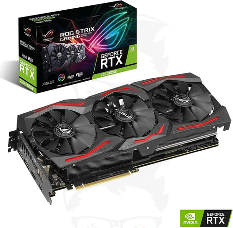 ASUS ROG STRIX GeForce RTX 2060 SUPER Advanced Overclocked 8G GDDR6