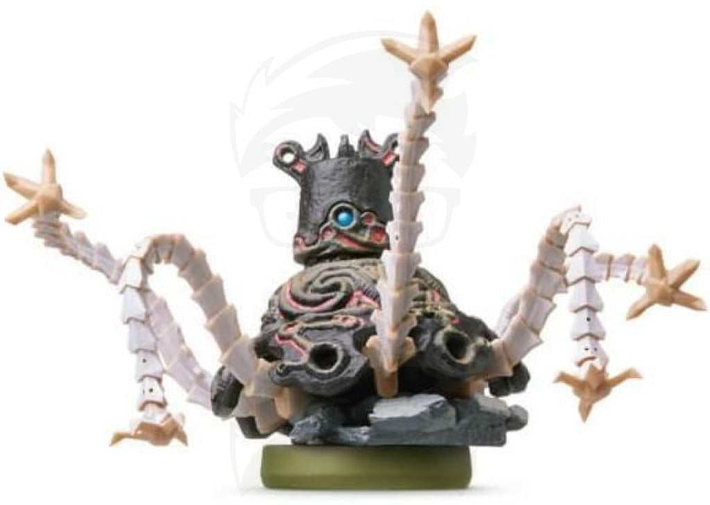 Amiibo the legend of zelda breath of the wild guardian