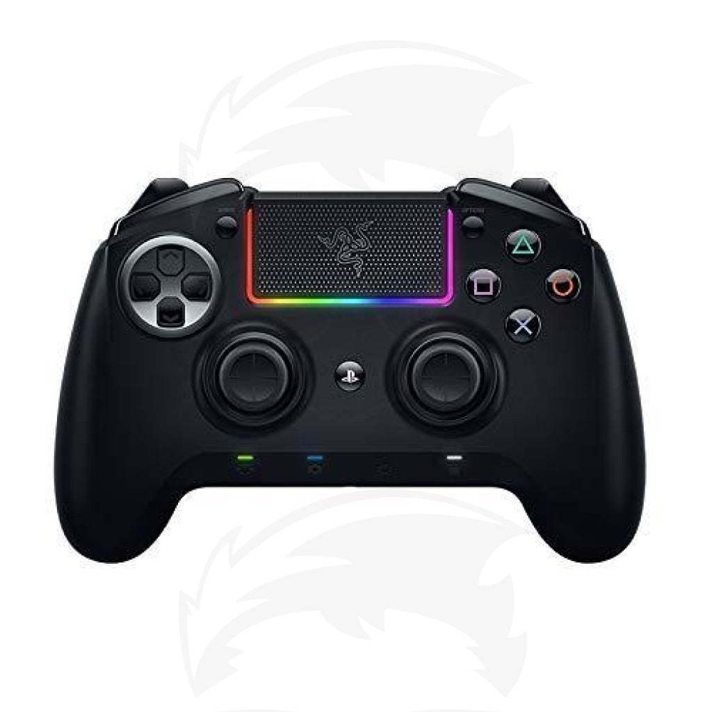 Razer Game Controller Raiju Ultimate: Ergonomic Multi-Function Button Layout - Hair Trigger Mode - Allows Advanced Customization - Bluetooth&Wired Connection-Mobile Gaming Controller