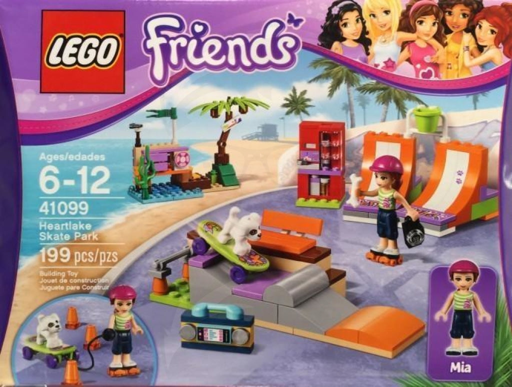 Bella friends 199pcs