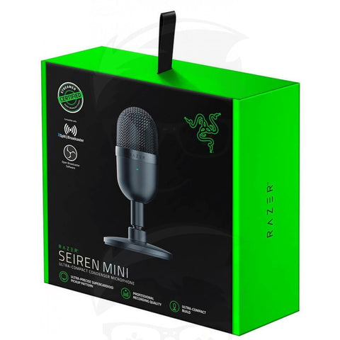 Razer Seiren Mini Microphone / BLACK
