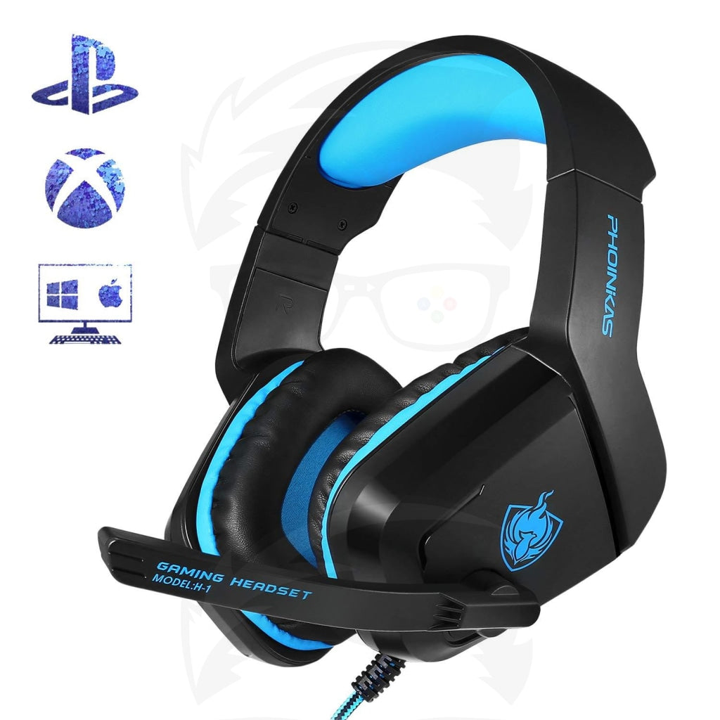 PHOINIKAS H-1 gaming headset