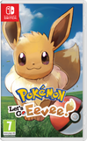 pokemon let's go eevee - Switch