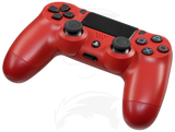 PS4 controller dualshock 4 Red Color - PlayStation 4