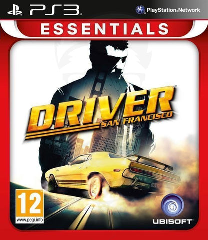 Driver: San Francisco - PlayStation 3