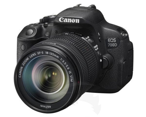 Canon EOS 700D kit 18-55 STM Camera