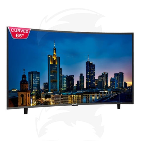 G-GUARD LED 65INCH CURVED-SMART 4K
