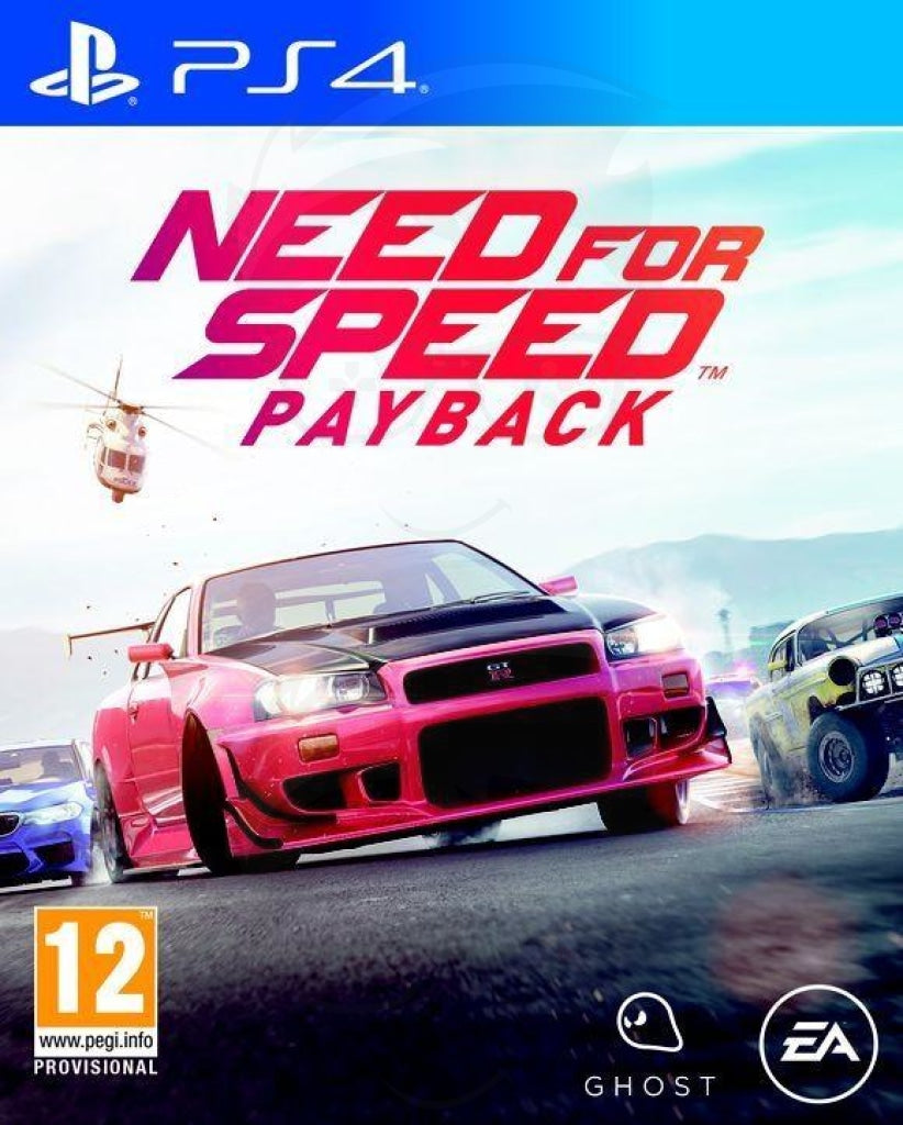 Need for Speed Payback - PlayStation 4