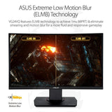 "ASUS TUF VG24VQ 24"" FHD 144Hz FreeSync Curved Gaming"