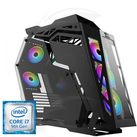 27SRTX I Gaming PC 9Gen Core i7 w / RTX 2070 SUPER 8GB