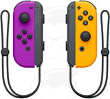 Nintendo Joy-Con Neon Purple/ Neon Orange (L-R) - Switch