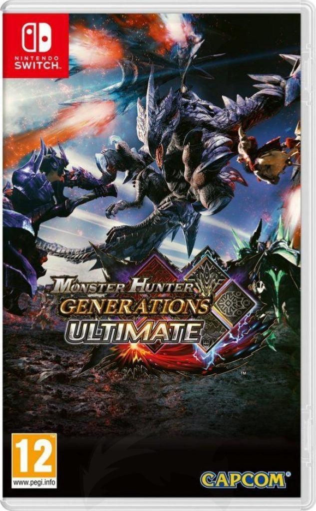 Monster Hunter: Generations Ultimate - Switch