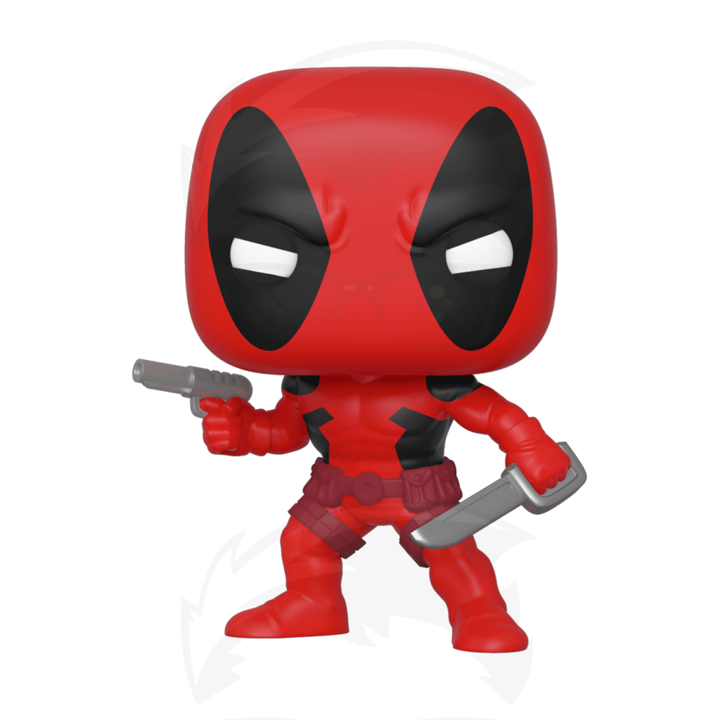 Pop! Marvel: Marvel 80th - First Appearance : Deadpool