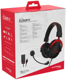 HyperX Cloud II - Red