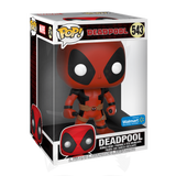 POP! Marvel: Deadpool w/Swords(Red) (10 inch) (Exc)