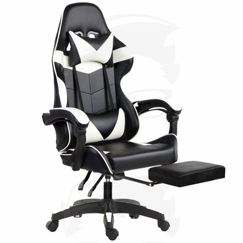 Gaming chair white