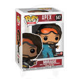 POP! Games: Apex Legends - Mirage (Translucent)