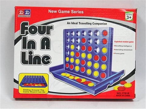 Four in A Line Game