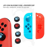 IPEGA PG-9182 18 in 1 Game Set for N-Switch Carrying Storage Bag Grip Joy-Con Earphone Game Card Case for Nintendo Switch Console Game Accessories