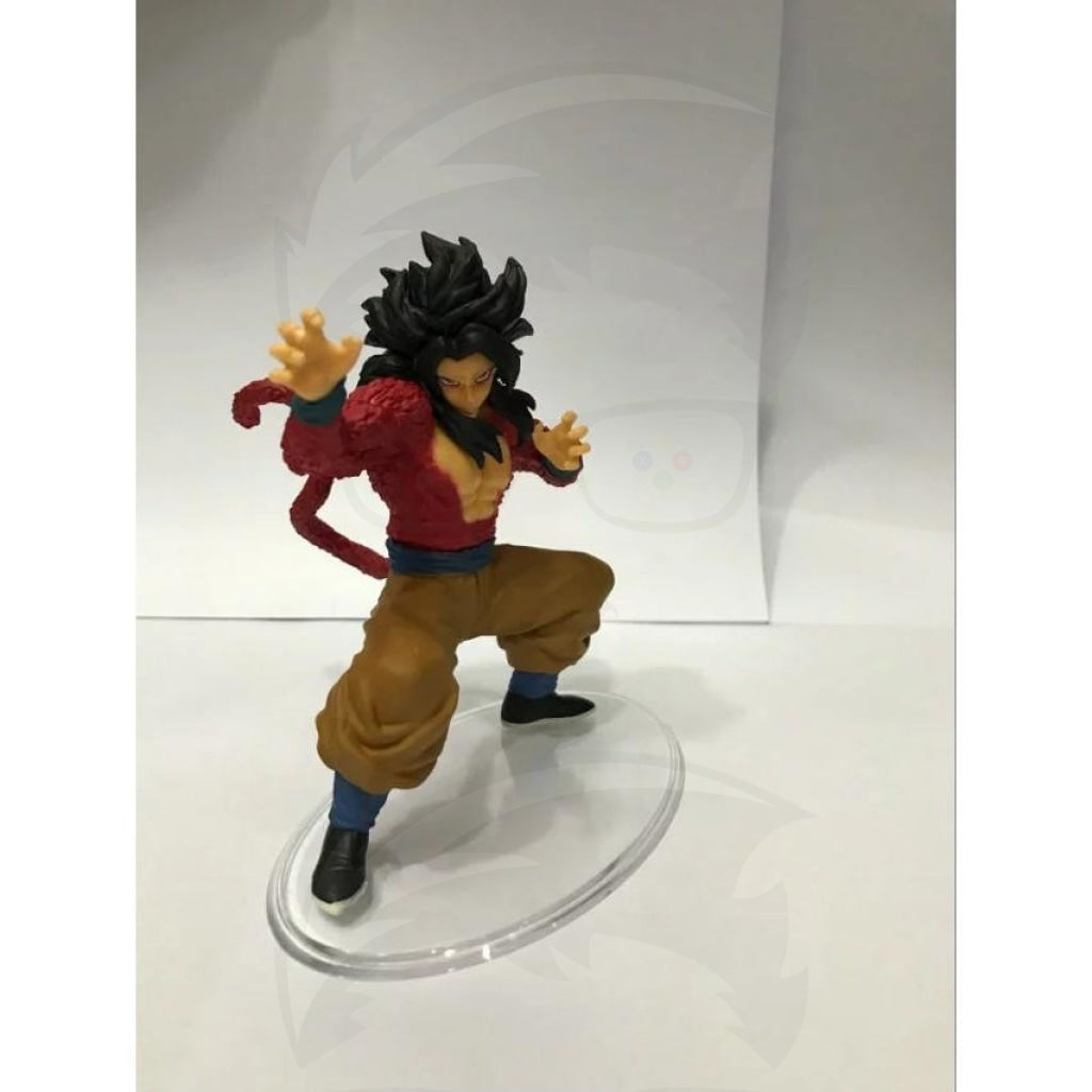 Seven Dragon Ball Food Play Super Three Wukong Figure