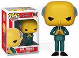 POP! Animation: Simpsons S2- Mr Burns