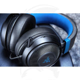 Razer Wired Gaming Headset Kraken for Console (Black × Blue)