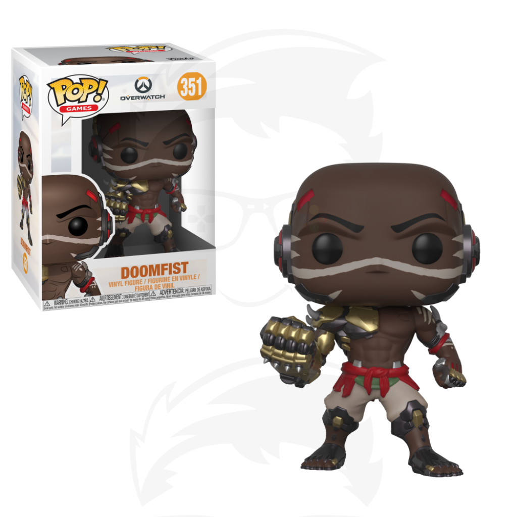 POP! Games: Overwatch - Doomfist