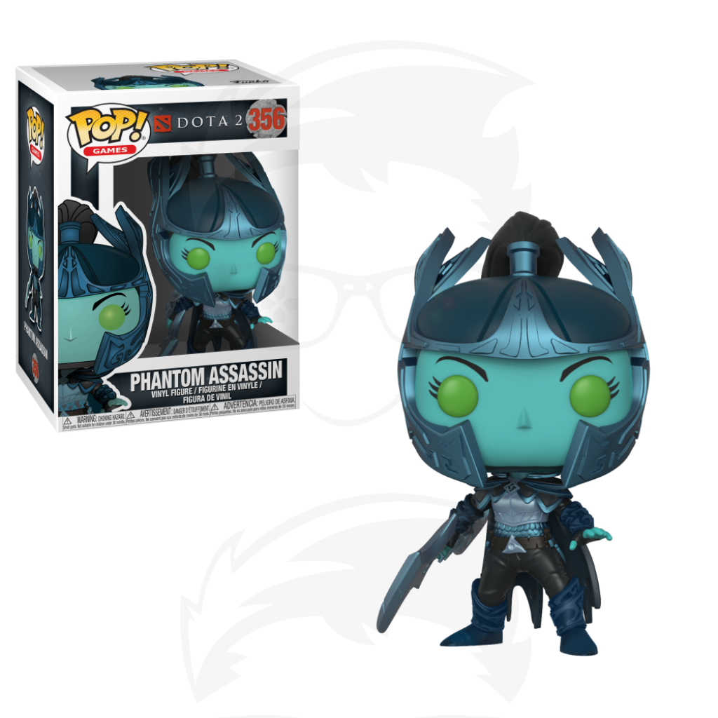 POP! Games: Dota 2 - Phantom Assassin w/ Sword