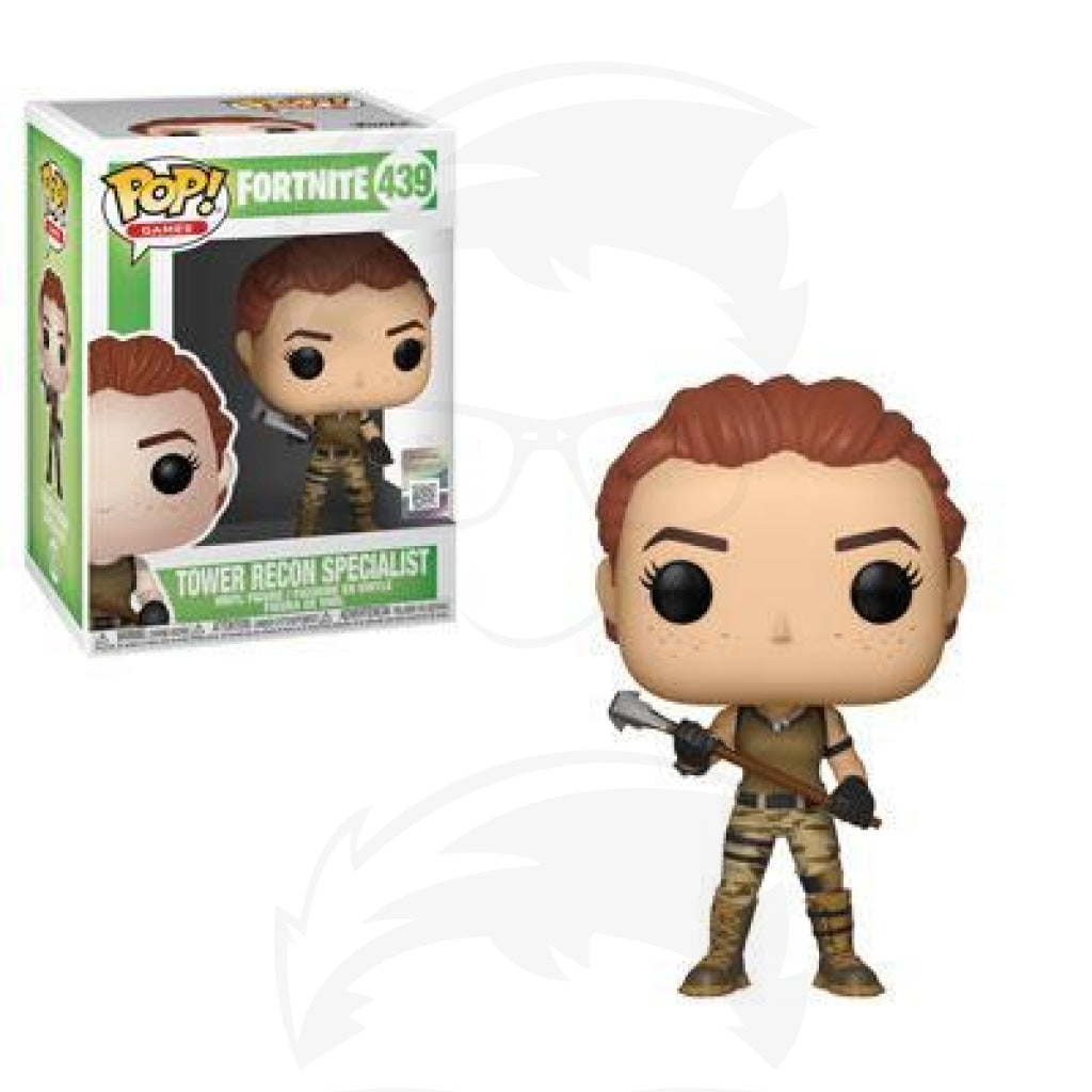 POP! Games: Fortnite - Tower Recon Specialist