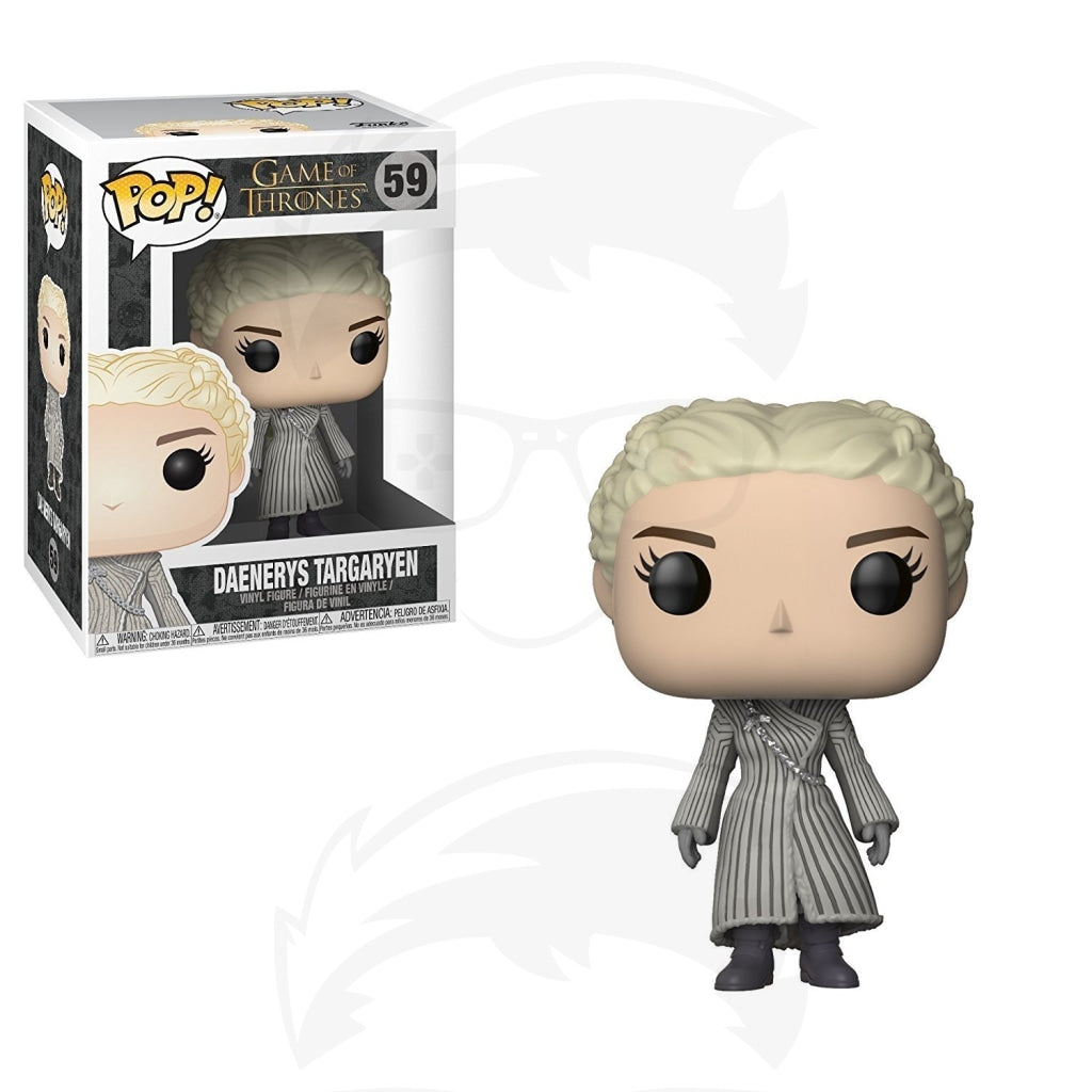 POP! TV: Game of Thrones - Daenerys Targaryen (White Coat)