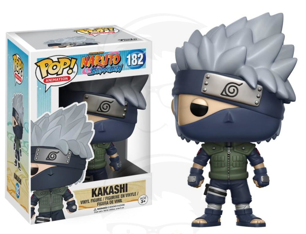 POP! Animation: Naruto - Kakashi Hatake