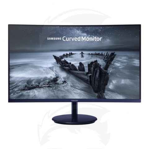 "Samsung C27H580 27"" Full-HD blue-black bussines monitor"