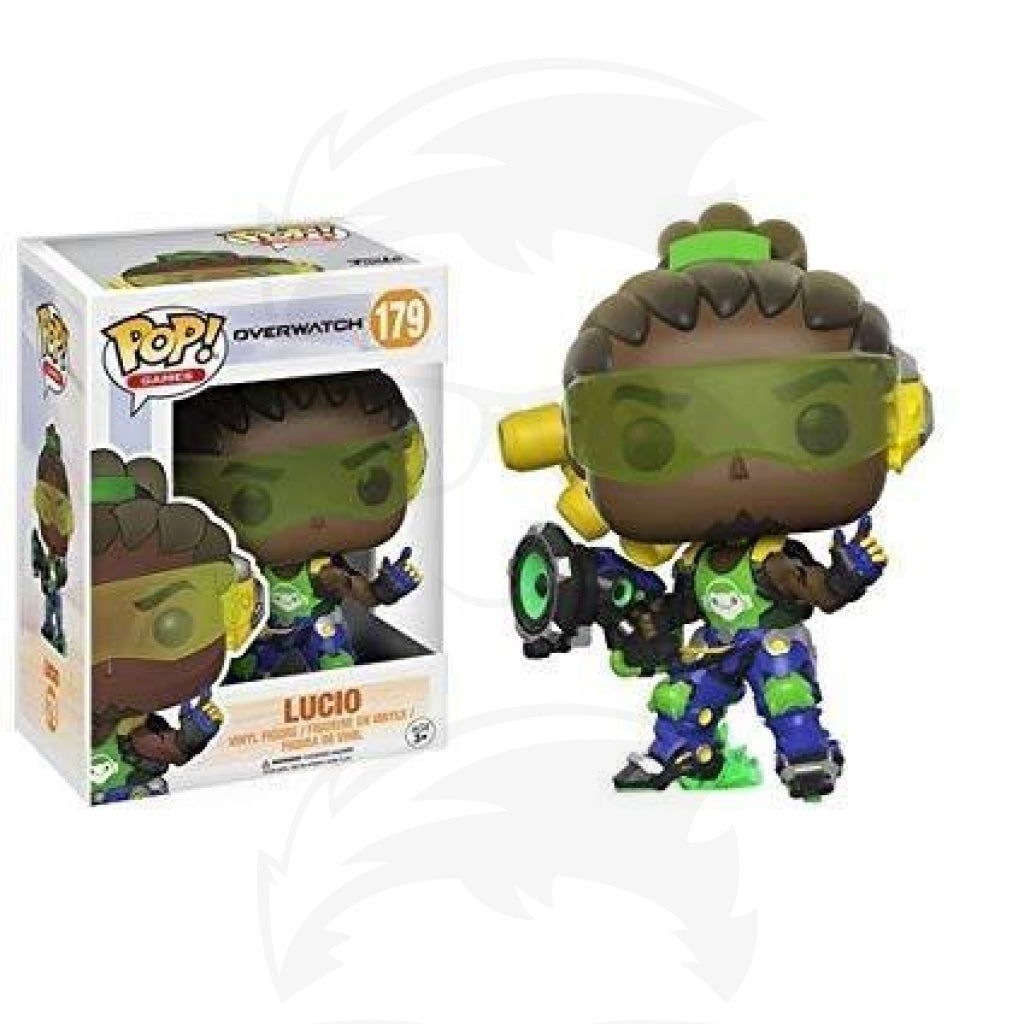 POP! Games: Overwatch - Lucio