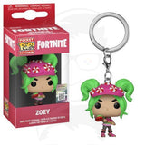 Pocket POP! Keychain : Fortnite - Zoey