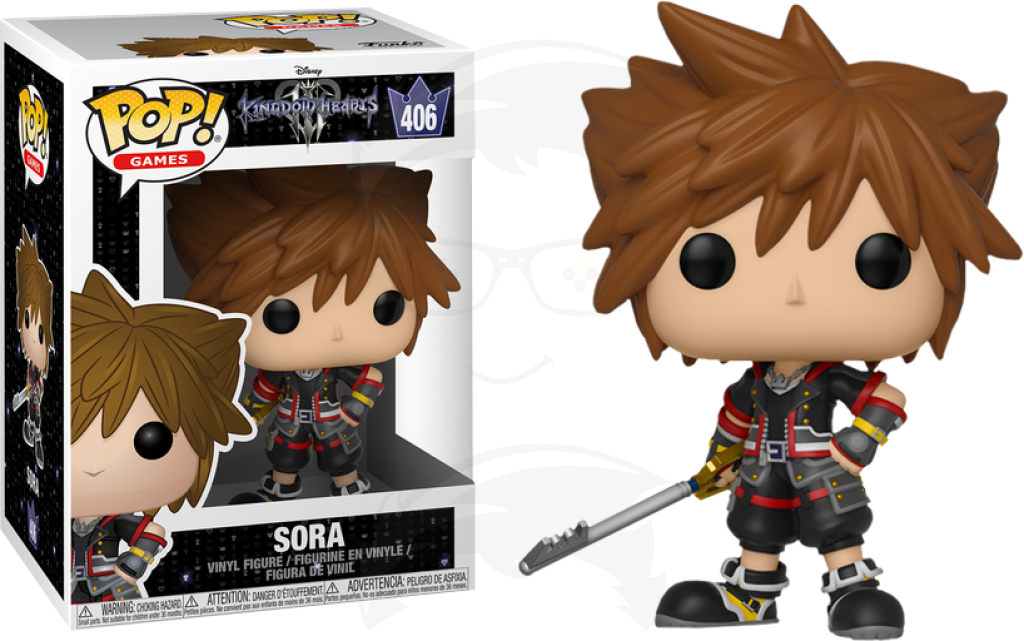 POP! Disney: KH3 - Sora