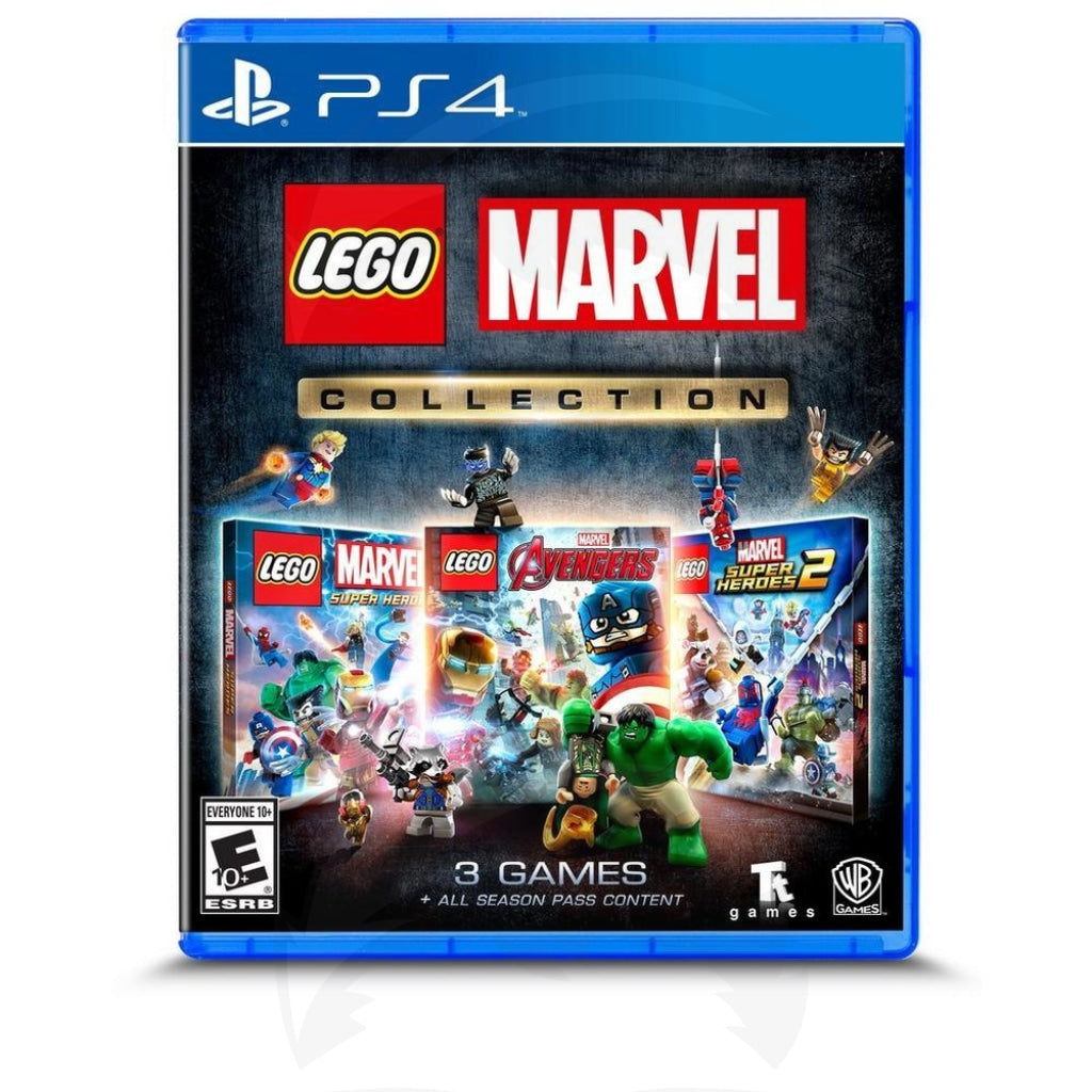 The LEGO Marvel Collection - PlayStation 4