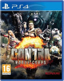 Contra – Rogue Corps - PlayStation 4