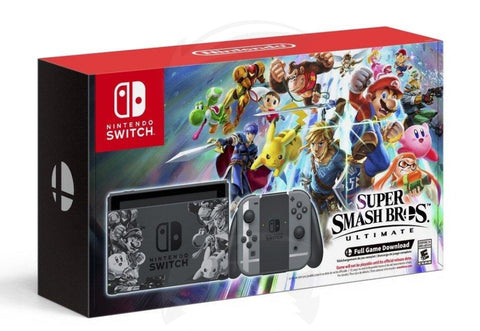 Nintendo Switch: Super Smash Brothers Special